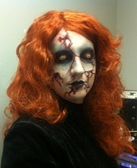 Living Dead Halloween Costume