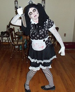 Living Dead Doll Costume