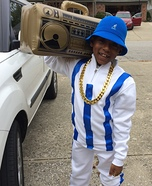 LL Cool J Homemade Costume