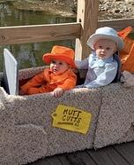 Lloyd and Harry Homemade Costume