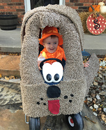 Lloyd from Dumb and Dumber Homemade Costume