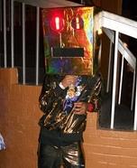 LMFAO Shuffle Bot Homemade Costume