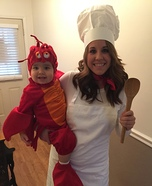 Lobster Bisque Costume
