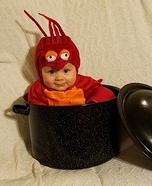Lobster Boy Costume