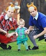 Lollipop Guild Family Costume