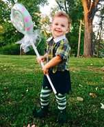 Lollipop Guild Homemade Costume