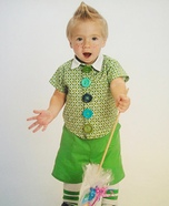 Cutest Halloween costumes for babies - Lollipop Guild Munchkin Costume