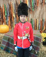 London Guard - Beefeater Homemade Costume