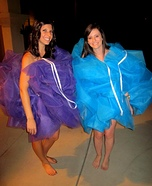 Creative DIY Costume Ideas for Women - Loofah Costumes