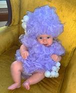 Loofah Baby Homemade Costume