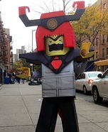 Lord Business Lego Homemade Costume