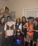 Lord Farquaad's Squad Homemade Costume