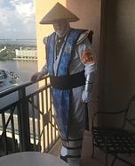 Lord Raiden Homemade Costume