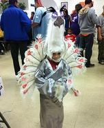 Lord Shen from Kung Fu Panda Homemade Costume