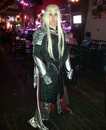Lord Thranduil Homemade Costume