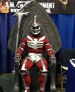 Lord Zedd Homemade Costume