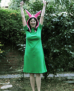 Louise Belcher from Bob's Burgers Homemade Costume