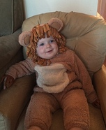 Lovable Lion Costume