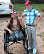 LT. Dan & Forrest Gump Costume
