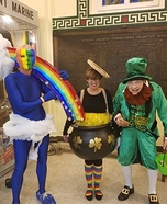 Lucky Charms Group Costume