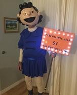 Lucy Homemade Costume