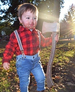 Lumberjack Homemade Costume