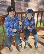 Lumberjacks Homemade Costume