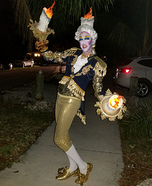 Lumiere Homemade Costume