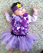DIY baby costume ideas: Lumpy Space Princess Baby Costume