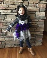 Luna & Artemis Homemade Costume