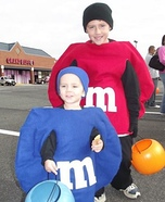 M & M's Homemade Costumes