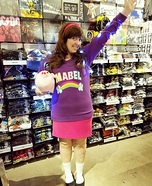 Mabel Pines from Gravity Falls Homemade Costume