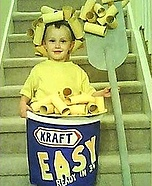 Kraft Mac & Cheese Costume