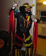 Macho Man Halloween Costume