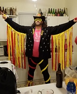 Macho Man Randy Savage Costume DIY