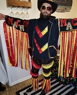 Macho Man Randy Savage Homemade Costume