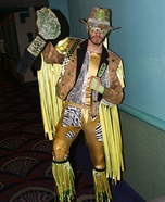 Macho Man Randy Savage - Custom made Costume