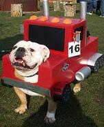 Mack Truck Bulldog Homemade Costume
