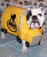 Mack Trucks Dog Homemade Costume