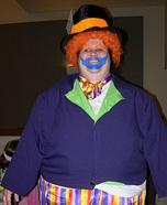 Mad Hatter Homemade Costume