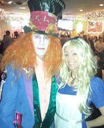 Men's Mad Hatter Costume