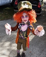 Mad Hatter Johnny Depp Version Homemade Costume