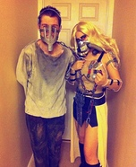 Mad Max & Immortan Joe Homemade Costume