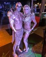 Mad Max Couple Homemade Costume