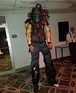 Mad Max Master Blaster Homemade Costume