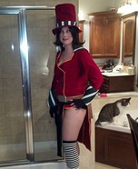 Mad Moxxi from Borderlands Costume