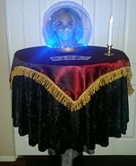 Madame Leota Homemade Costume