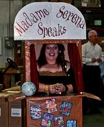 Madame Serena Homemade Costume