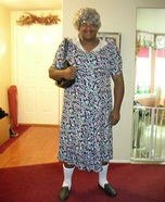Madea Homemade Costume