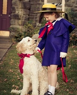 Children's book Halloween costumes - Madeline Costume